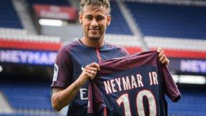 Neymar, nou jugador del PSG