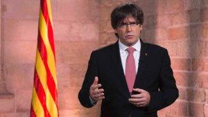 Puigdemont ha assegurat que el Govern ho té tot preparat per al referèndum