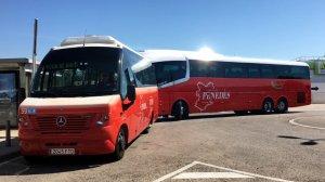 Roda posa en marxa nous autocars, una demanda recorrent al municipi