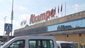 Un establecimiento de la cadena de supermercados Alcampo