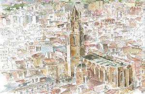 Una de les il·lustracions que es poden trobar a l'obra