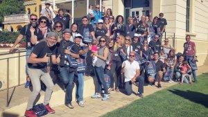 Uns seixanta d'istagramers participen en el primer 'instawalk' de l'IgersMapSalou