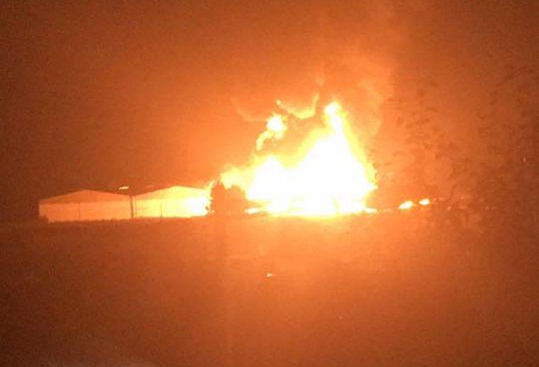 Imatge de les flames