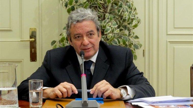 Javier Martínez Lázaro en una imagen de archivo