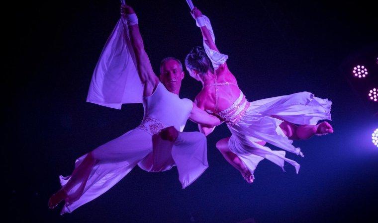 L'espectacular Circ Raluy Legacy a Reus 2017