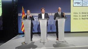 1-O.- Romeva, sobre declarar la independència dimarts: És que hi ha alternativa?