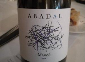 Abadal Mandó, el primer vi 100% d'aquesta varietat