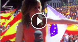 Agressió a la periodista Laura Catalán