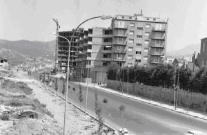 Avinguda de Gibraltar de Terrassa