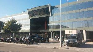 CATALUNYA.-1-O.- La Guardia Civil entra en el Centro de Telecomunicaciones de la Generalitat en busca de correos electrónicos