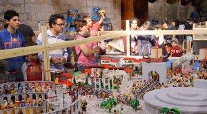 Clickània 2017. Festival de Playmobil de Montblanc