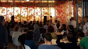 Concert de cloenda del festival Di(vi)nes, a Cal Massó de Reus