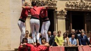Diada Castellera de Sant Joan a Valls