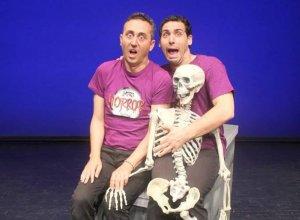 Diumenge 12 de novembre a les 18.15 a la plaça Sant Ramón es representarà l'espectacle Impro Horror Show, on els actors desenvoluparan una trama proposada pel mateix públic