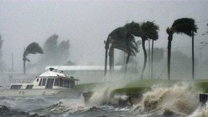 Efectos de los vientos huracanados