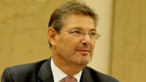 El ministre de Justícia, Rafael Catalá