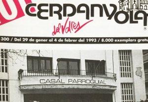El TOT número 300 va sortir el dia 26 de noembre de 1993