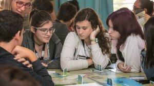 Els alumnes potencien els seus coneixements sobre energia i sostenibilitat