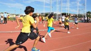 Els Jocs Escolars d'Atletisme arriben a la Torre aquest diumenge