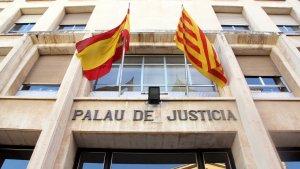 Façana de l'Audiència Nacional a Tarragona