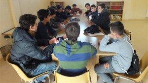 Imatge de la trobada de joves de Pira de l'any 2016.