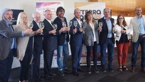 Inauguració de les activitats de promoció del concurs Garnatxes del Món