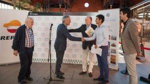 La Fundació Trencadís i Repsol han entregat la primera edició del premi