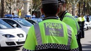 L'Ajuntament de Barcelona ha aprovat crear un fitxer amb dades personals de la Guàrdia Urbana.