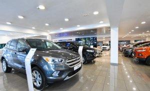 Les instal·lacions de Ford Store Tarraco Center
