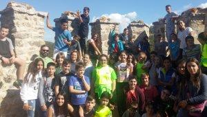 L'Institut Joan Amigó coneix bells racons de la Conca