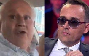 Risto Mejide protagonitza un incident amb un taxista de Madrid