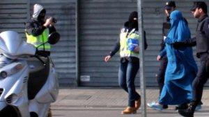 Una detenció gihadista a Catalunya.