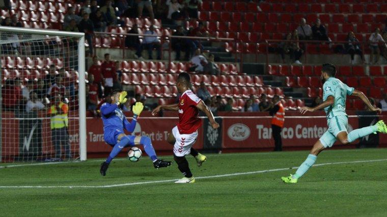 Amb els dos gols d'aquesta nit, Uche ja en suma tres aquesta temporada