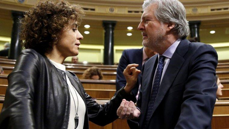 Dolors Montserrat i Méndez de Vigo, ocuparan les conselleries de la Generalitat a les ordres de Rajoy