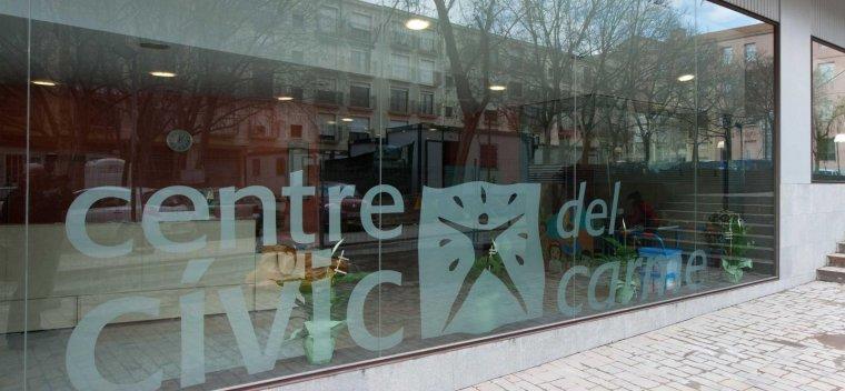 El centre cívic del Carme, nascut amb el trasllat del Centre cívic Mestral.