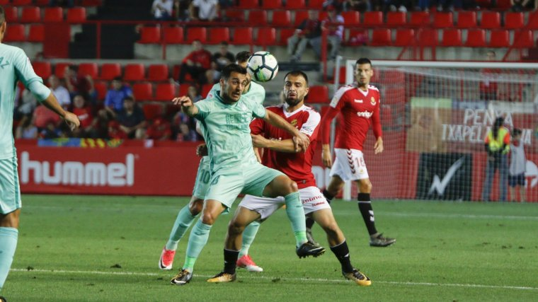 El Nàstic aconsegueix davant el Granada la segona victòria de la temporada