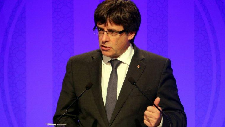 Carles Puigdemont assegura que la seva oferta de diàleg va ser «sincera», no una demostració de «debilitat»