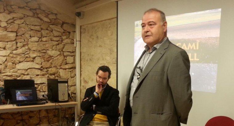 Jordi Llopart, alcalde de Creixell, ha mostrat el seu suport a la declaració d'independència