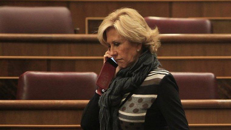 La exdiputada del PP Carmen Álvarez Arenas