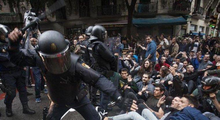 L'ANV vol que els líders de la Unió Europea condemnin la violència policial de l'1-O