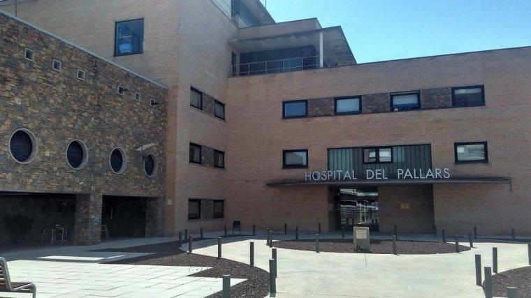L'hospital comarcal del Pallars a Tremp