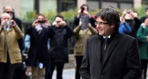 Carles Puigdemont a Brussel·les