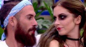Carlota y José María en 'Gran Hermano Revolution'