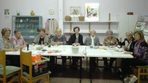 Diverses de les participants al taller.