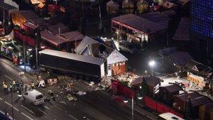 El Ministerio de Interior investiga posibles relaciones de un ciudadano español con el atentado en Berlín.