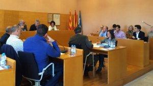 El ple de Torredembarra d'aquest dijous va aprovar el pressupost de 2016.