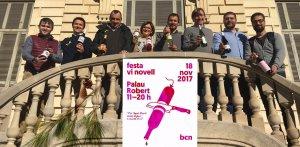 El projecte està impulsat per vuit cellers catalans que elaboren vins novells