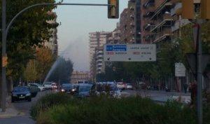 Els fets han tingut lloc al carrer Passeig de Ronda de Lleida.