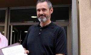 Eusebi Campdepadrós, en una imatge d'arxiu.