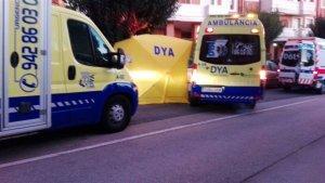 Fallece una joven de 22 años en una calle de Castro Urdiales